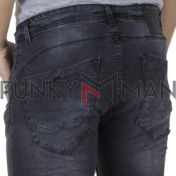 Τζιν Παντελόνι Slim Fit BLADE W19 SS20 Μαύρο