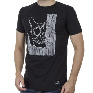 Κοντομάνικη Μπλούζα T-Shirt Cotton4all 20-931 SS20 Μαύρο