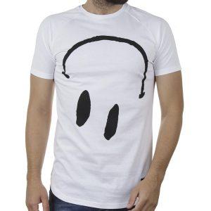 Κοντομάνικη Μπλούζα T-Shirt Cotton4all 20-932 SS20 Λευκό