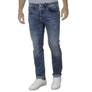 Τζιν Παντελόνι Slim Fit REDSPOT BONO F SS20 Μπλε