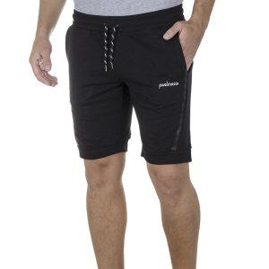 Μακό Βερμούδα PonteRosso 20-1032 Shorts SS20 Μαύρο