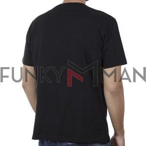 Κοντομάνικη Μπλούζα Pennie T-Shirt CARAG 22-233-20N SS20 Μαύρο