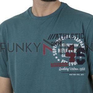 Κοντομάνικη Μπλούζα Pennie T-Shirt CARAG 22-233-20N SS20 Pesto