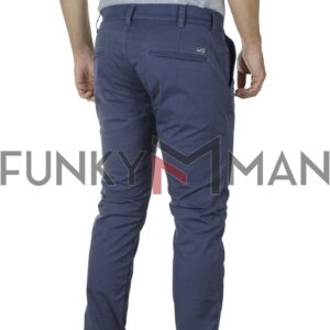 Chinos Παντελόνι COVER CHIBO T0085 SS20 Indigo