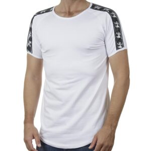 Κοντομάνικο Fashion T-Shirt FREE WAVE 21111 SS20 Λευκό