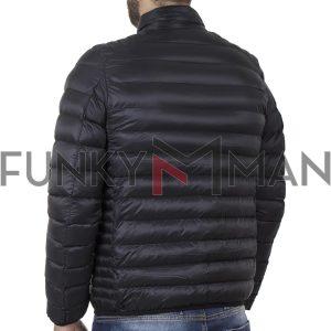 Puffer Jacket SPLENDID 43-202-001 SS20 Μαύρο