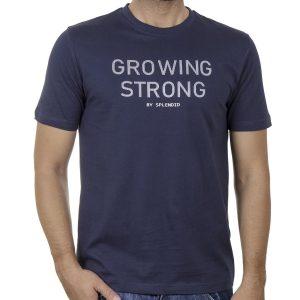 Κοντομάνικο T-Shirt SPLENDID 43-206-015 SS20 Navy