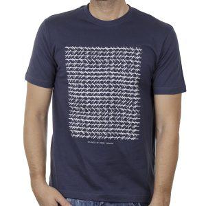 Κοντομάνικο T-Shirt SPLENDID 43-206-016 SS20 Navy