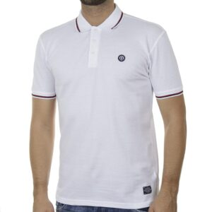 Κοντομάνικο Polo SPLENDID 43-206-029 SS20 Λευκό