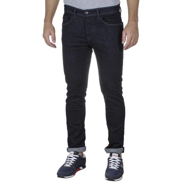 Τζιν Παντελόνι Slim BLADE BL4B FW20 σκούρο Μπλε