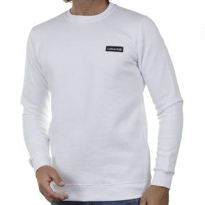 Φούτερ Cotton4all 21-130 Λευκό
