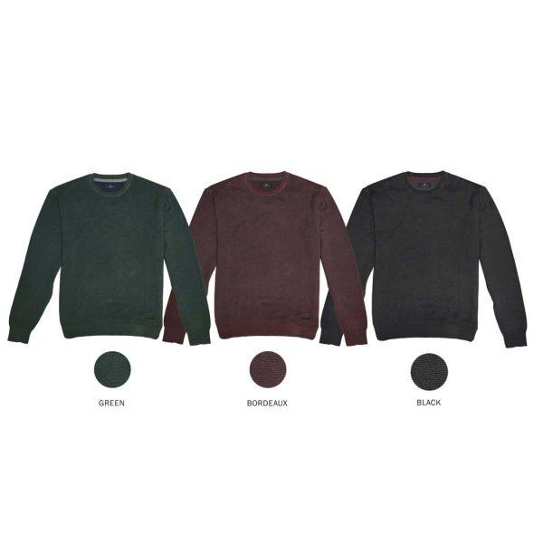 Πλεκτό Special Yarn Sweater DOUBLE KNIT-41 FW20