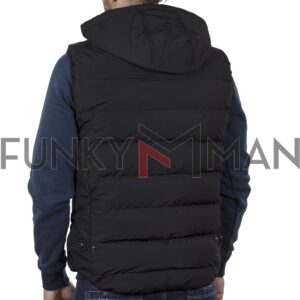 Winter Vest ICE TECH G825 Μαύρο