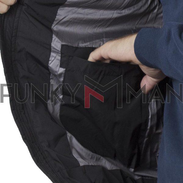 Winter Vest ICE TECH G825 Μαύρο