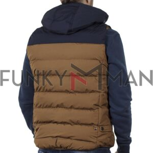 Winter Vest ICE TECH G825 Mustard