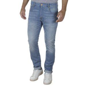 Τζιν Παντελόνι Slim Fit SCINN Jeans ELTON LD SS20 ανοιχτό Μπλε