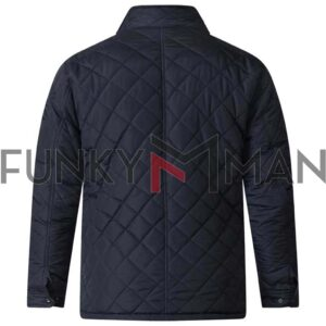 Μπουφάν DUKE KS131247 Justin FW20 Navy
