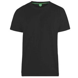 T-Shirt DUKE KS16580 FLYERS-1 SS20 Μαύρο