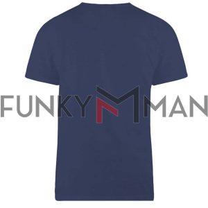 T-Shirt DUKE KS16580 FLYERS-1 SS20 Navy