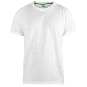 T-Shirt DUKE KS16580 FLYERS-1 SS20 Λευκό
