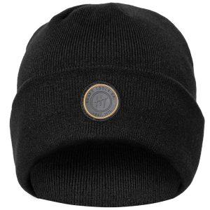 Σκούφος Knitted Hat HEAVY TOOLS PECULIO Μαύρο