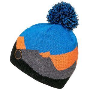 Σκούφος Knitted Hat HEAVY TOOLS PENSARE Μπλε