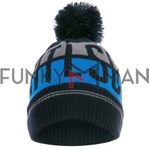Σκούφος Knitted Hat HEAVY TOOLS PENURIA Μπλε