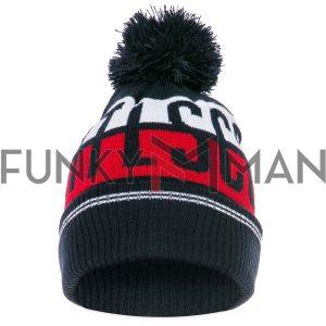 Σκούφος Knitted Hat HEAVY TOOLS PENURIA Κόκκινο