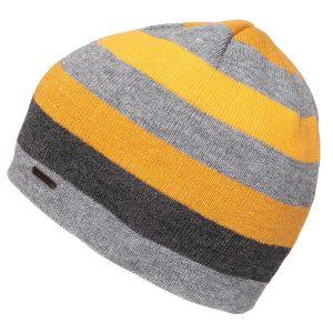 Σκούφος Knitted Hat HEAVY TOOLS PAURA Κίτρινο