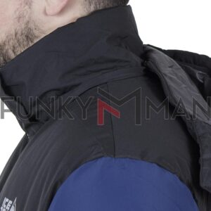 Winter Puffer Jacket ICE TECH G828 Μπλε