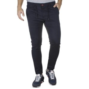 Cropped Chinos Παντελόνι SENIOR CRO-001-01 Navy
