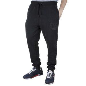Φόρμα Παντελόνι με Λάστιχα Garage55 GAM002-212-02 Μαύρο