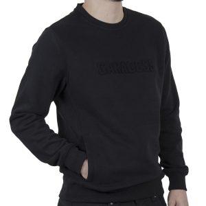 Φούτερ Garage55 GAM002-218-06 Μαύρο