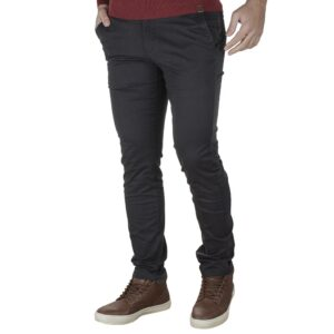 Chinos Slim Fit Παντελόνι VICTORY CHARLIE Ανθρακί