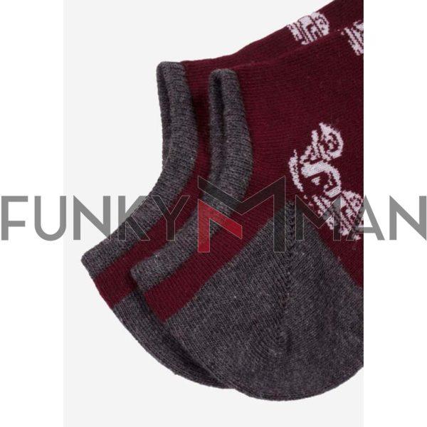 Σετ 3άδα Κάλτσες Σοσόνια John Frank JF3SSEF19S37 ONE SIZE 40-45