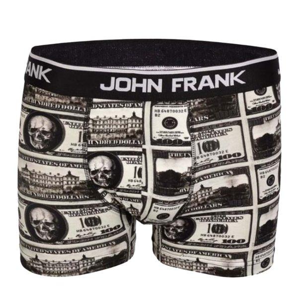 Boxer John Frank JFB72 Μαύρο
