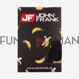 Boxer John Frank JFBD247 Μαύρο