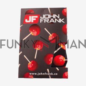 Boxer John Frank Apple Candy JFBD296 Μαύρο