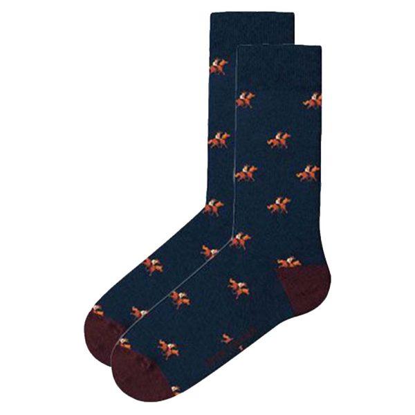 Κάλτσες John Frank Cavalry JFLSCOOL37 ONE SIZE 40-45