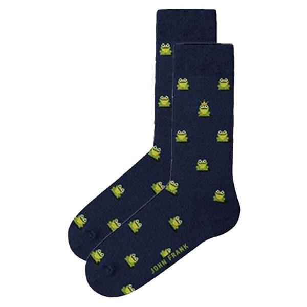 Κάλτσες John Frank Frogs JFLSCOOL39 ONE SIZE 40-45