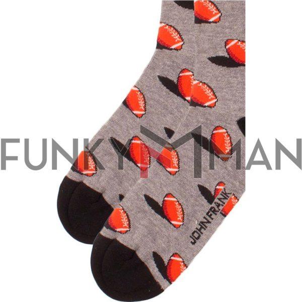 Κάλτσες John Frank American Football JFLSFUN74 ONE SIZE 40-45