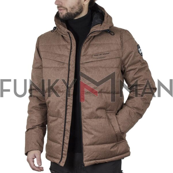 Winter Jacket SPLENDID 44-201-013 Camel