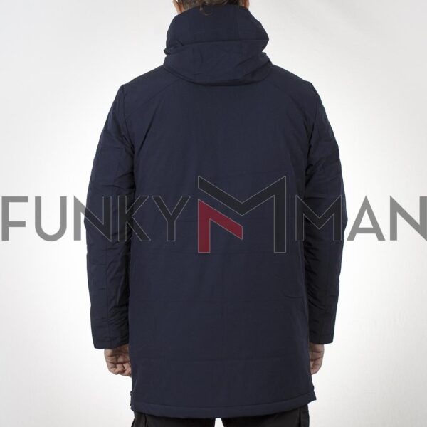 Winter Parka Jacket SPLENDID 44-201-015 Navy