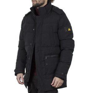 Winter Parka Jacket SPLENDID 44-201-018 Μαύρο