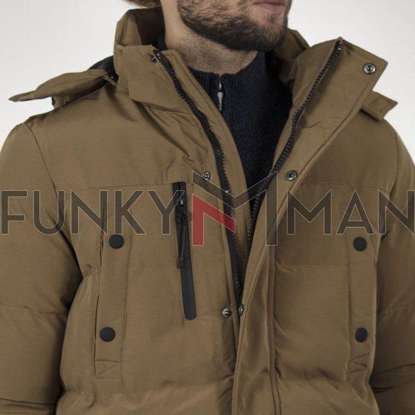 Winter Parka Jacket SPLENDID 44-201-019 Beige