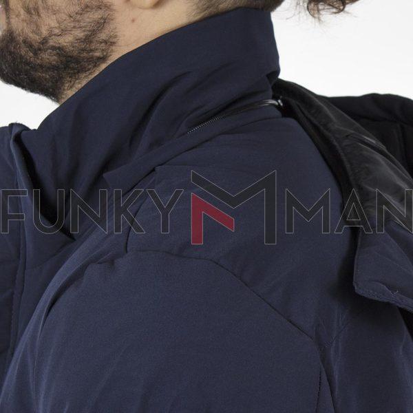 Winter Parka Jacket SPLENDID 44-201-019 Navy