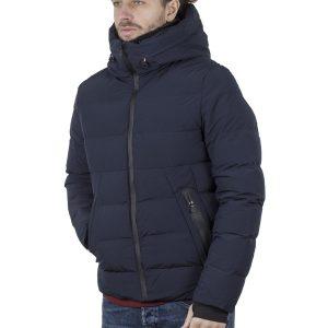 Winter Puffer Jacket SPLENDID 44-201-038 Navy