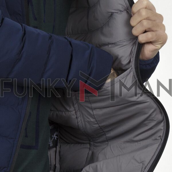 Puffer Jacket SPLENDID 44-201-058 Navy