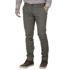 Chinos Παντελόνι COVER CHIBO T0085 FW20 Χακί