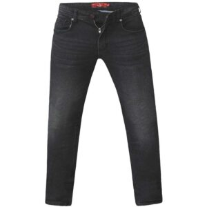 Jean Παντελόνι σε Μεγάλα Μεγέθη Regular Fit DUKE KS15496 BENSON σκούρο Γκρι